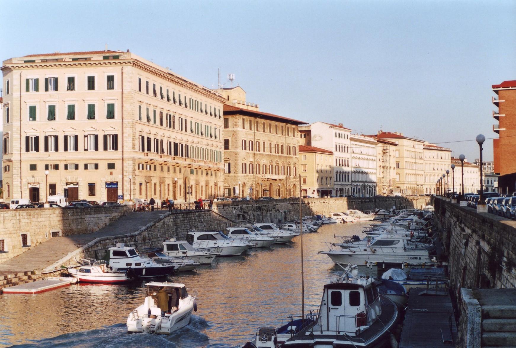 Livorno, Italy :: Worlds Best Beach Towns