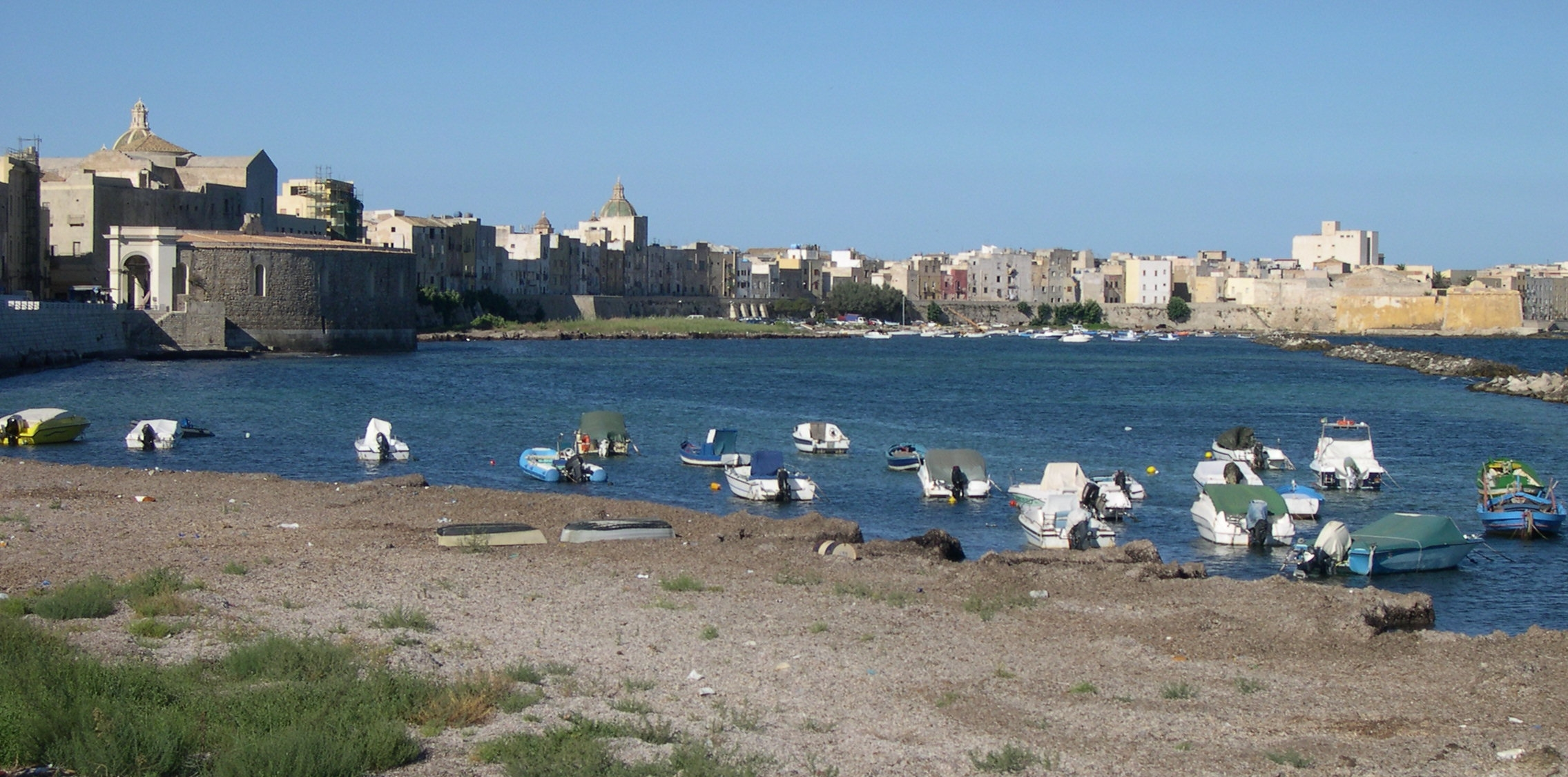 Trapani Italy  city images : Trapani, Italy :: Worlds Best Beach Towns